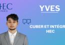 Yves – CUBER ET INTÉGRER HEC