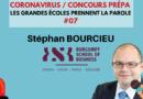 CORONAVIRUS / CONCOURS : LES GRANDES ÉCOLES PRENNENT LA PAROLE #07