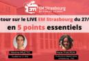 EM STRASBOURG BS EN 5 POINTS (LIVE DU 27/05)