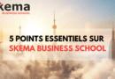 SKEMA EN 5 POINTS ESSENTIELS