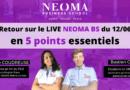 NEOMA BS EN 5 POINTS ESSENTIELS (LIVE DU 12/06)