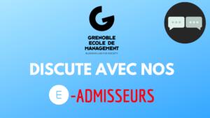 GRENOBLE EM : CONTACTE NOS E-ADMISSEURS