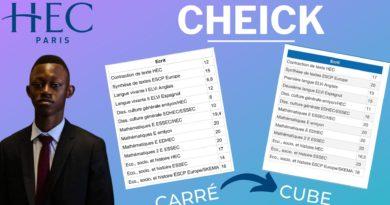 Cheick – Du Congo à HEC Paris