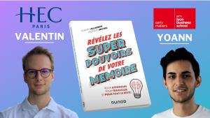 Valentin et Yoann – De la prépa à l'Art de la mémoire !