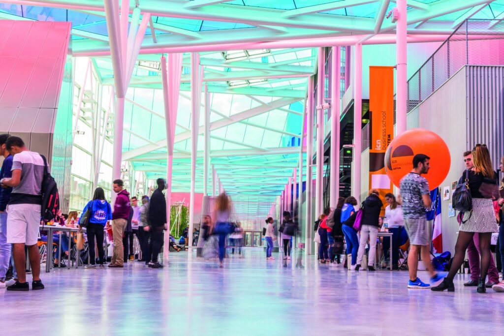 Prépare ta rentrée en deuxième année avec ICN Business School