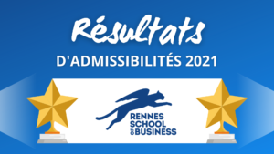 Résultats admissibilités Rennes SB 2021
