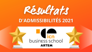 Résultats admissibilités ICN 2021