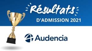 Résultats admission Audencia 2021