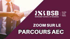 BSB – Découvrez le PARCOURS AUDIT EXPERTISE CONSEIL
