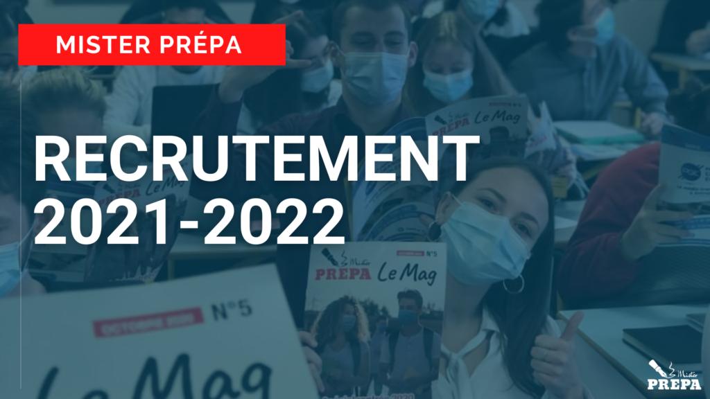 RECRUTEMENT 2021-2022-3