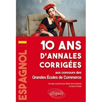 Livre annales espagnol