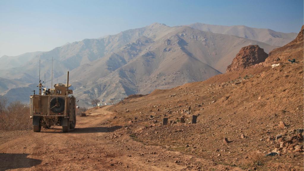comprendre situation géopolitique Afghanistan